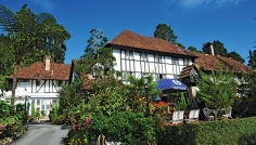 Cameron Highlands - Ye Olde Smoke House