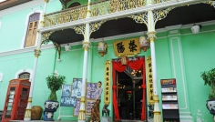 George Town- Peranakan Mansion